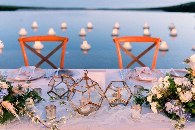 Whimsical Tropical Wedding at Stone House by Tirtha by Tirtha Bali - 004