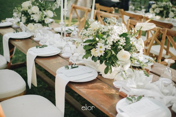 The Wedding Of Ferdi & Tania by Elior Design - 030