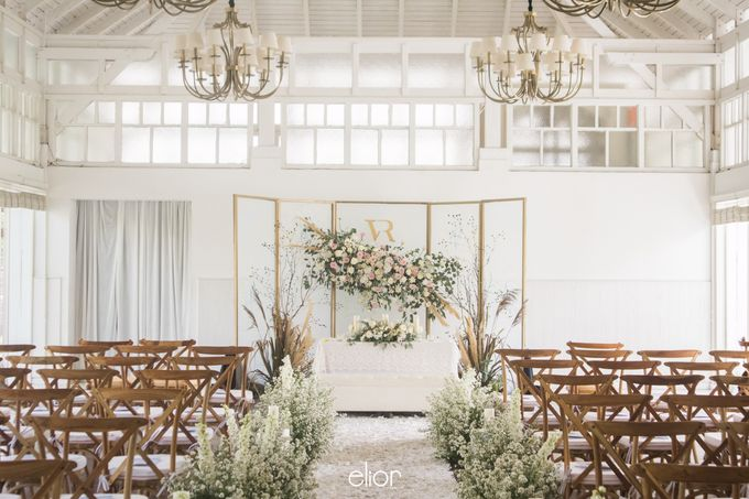 The Wedding of Victor and Risca by Elior Design - 007
