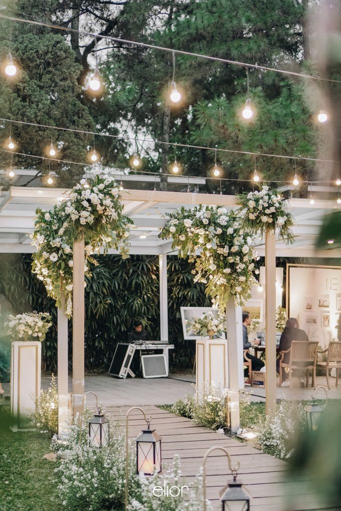 The Wedding of Nico & Evelyn by Elior Design - 007