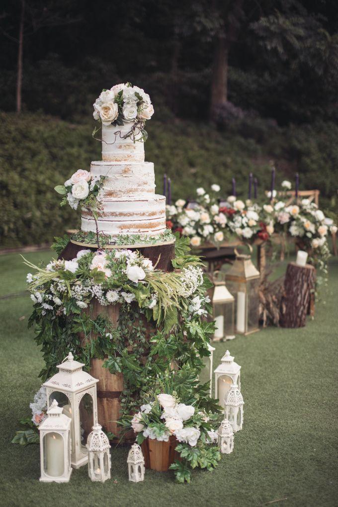 The Wedding of Adrian & Viola by Elior Design - 009
