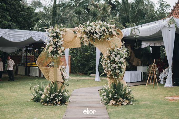 The Wedding of Citra & Deri by Elior Design - 005