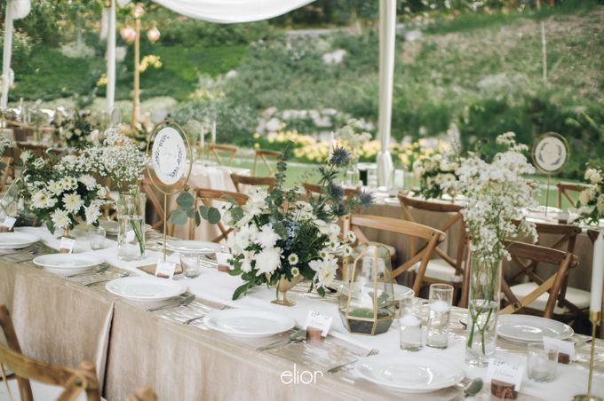 The Wedding of Nindya & Zenga by Elior Design - 013