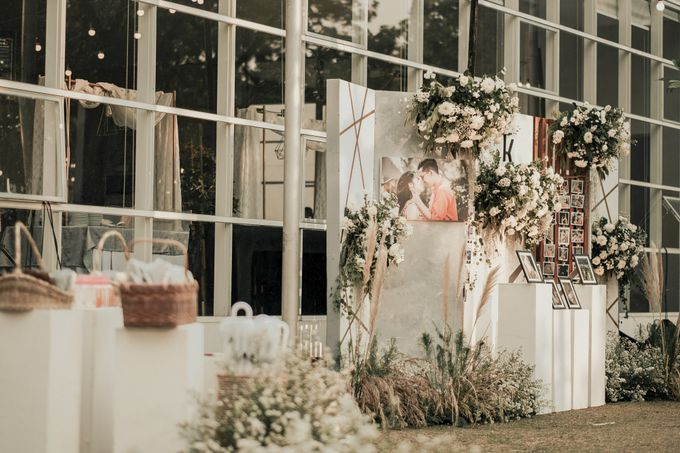 The Wedding of Tommy Kintami by Elior Design - 014