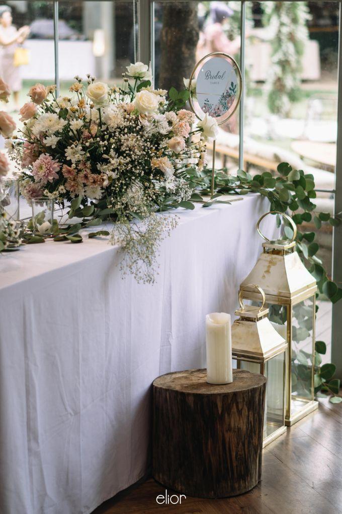 The Wedding of Ferdy & Febe by Elior Design - 007