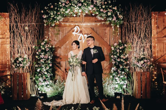 The Wedding of Reyhan and Vero by Elior Design - 009