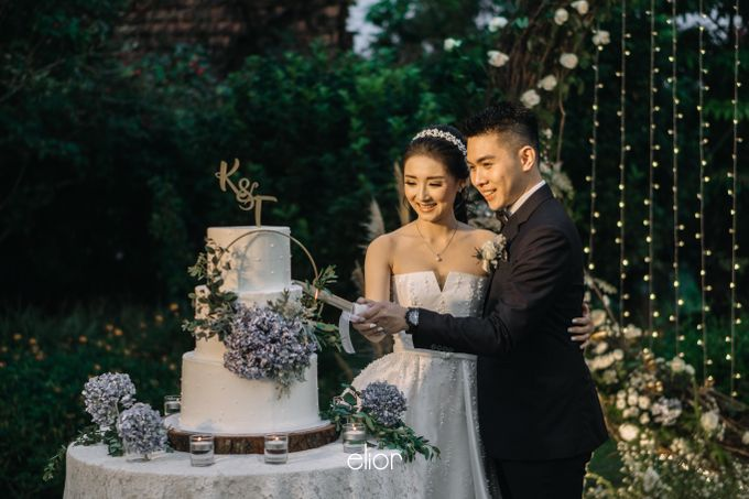 The Wedding of Kent & Tatiana by Elior Design - 006