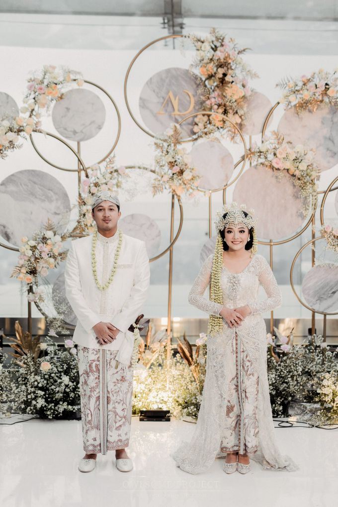 The Wedding of Aya and Dimas by Elior Design - 010
