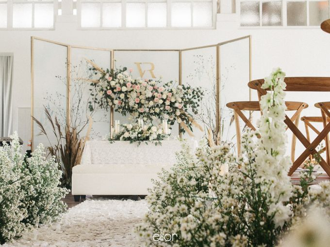 The Wedding of Victor and Risca by Elior Design - 008