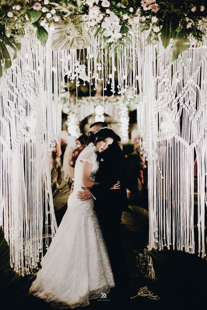 The Wedding of Lidia Dhany by Elior Design - 028