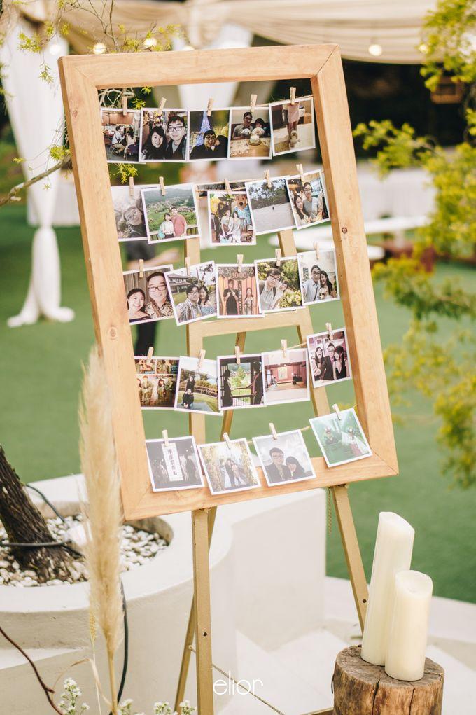 The Wedding of Adrian & Viola by Elior Design - 010