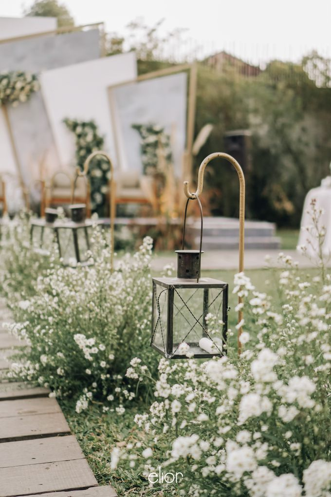 The Wedding of Nico & Evelyn by Elior Design - 008