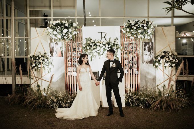 The Wedding of Tommy Kintami by Elior Design - 015