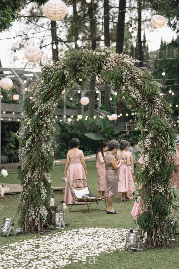 The Wedding of Ferdy & Febe by Elior Design - 008