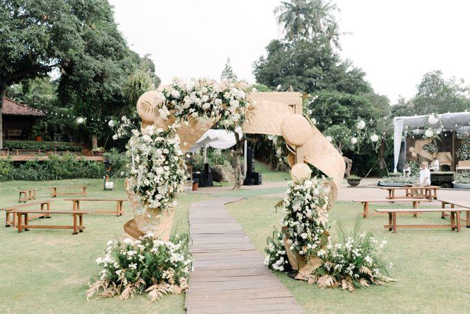 The Wedding of Citra & Deri by Elior Design - 006