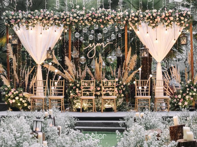 The Wedding Of  Yogi & Monica by Elior Design - 012