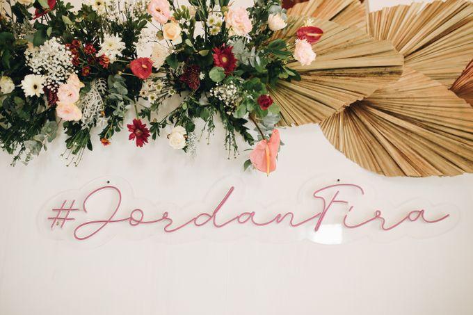 The Wedding of Fira & Jordan by Elior Design - 026