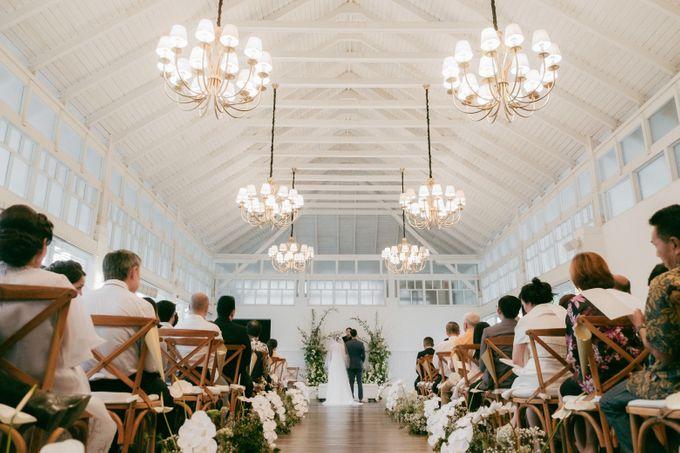 The Wedding Of David & Felicia by Elior Design - 009