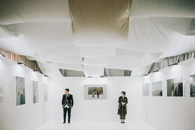 The Wedding of Ghea & Saleh by Elior Design - 008