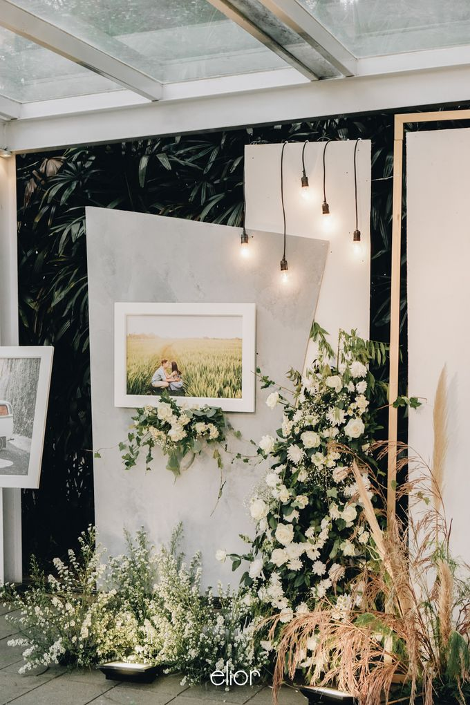 The Wedding of Nico & Evelyn by Elior Design - 009