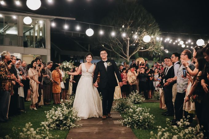 The Wedding of Reyhan and Vero by Elior Design - 012