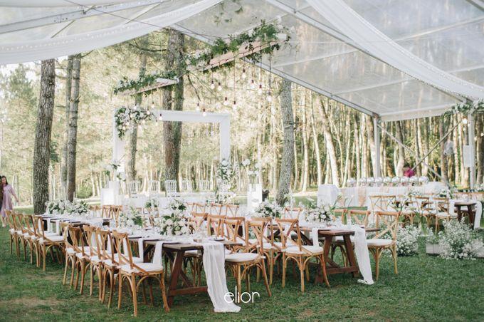 The Wedding Of Ferdi & Tania by Elior Design - 031