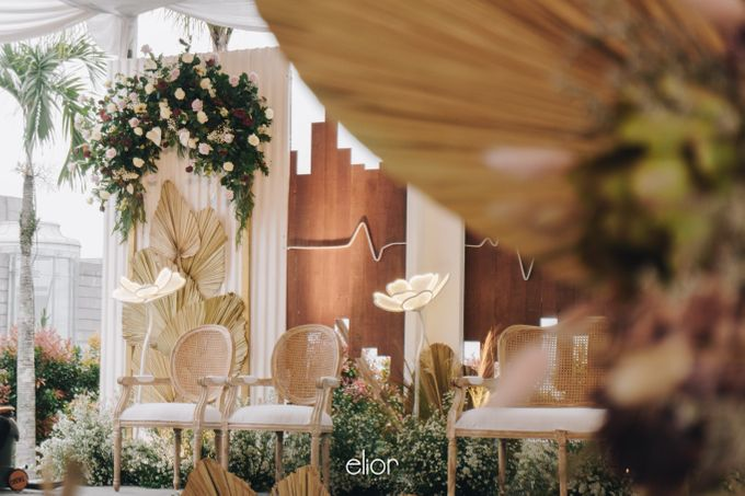 The Wedding of Steven & Evelyn by Elior Design - 015