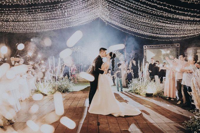 The Wedding of Kent & Tatiana by Elior Design - 007