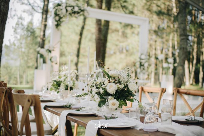 The Wedding Of Ferdi & Tania by Elior Design - 032