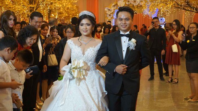 The Wedding of Gevin Salim & Yolanda Kartika Winarta by ID Organizer - 006