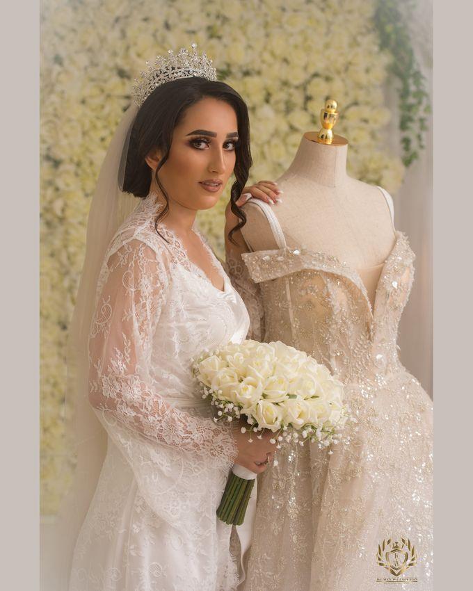 Robert & Mariam Wedding by Kings weddings film & photography - 005