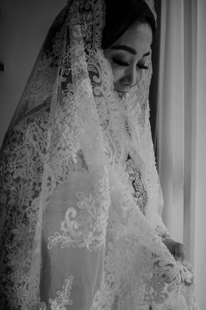 Resa & Bunga Wedding by AKSA Creative - 005