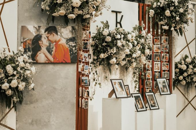 The Wedding of Tommy Kintami by Elior Design - 016