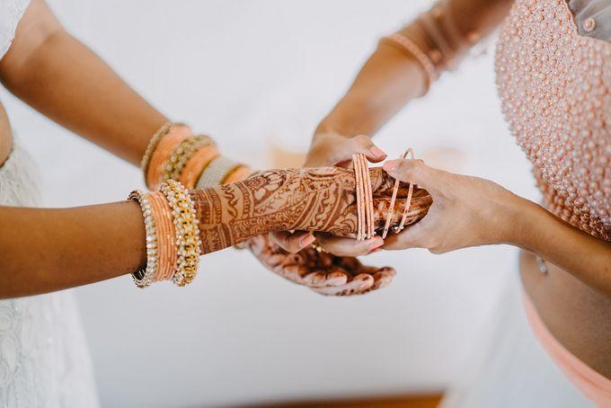 Nagisa Bali Wedding for Neel & Davina by Nagisa Bali - 006