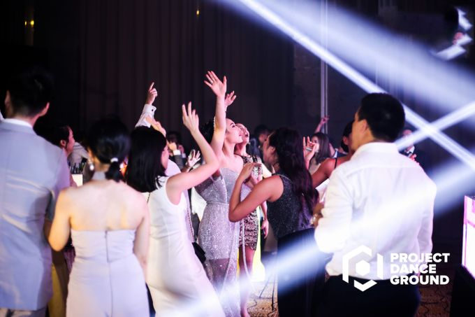 Donald & Pauline Wedding After Party by Project Dance Ground - 008