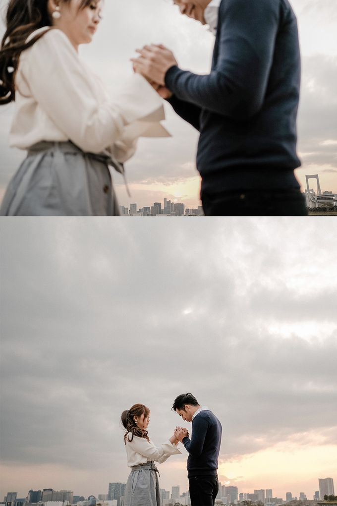 Anthony & Esther Japan Tokyo Prewedding by PICTUREHOUSE PHOTOGRAPHY - 006