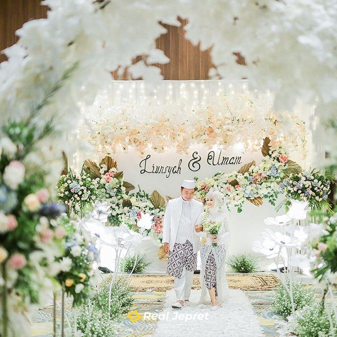 WEDDING OF LIUNSYAH & UMAM by Grand Soll Marina Hotel - 002