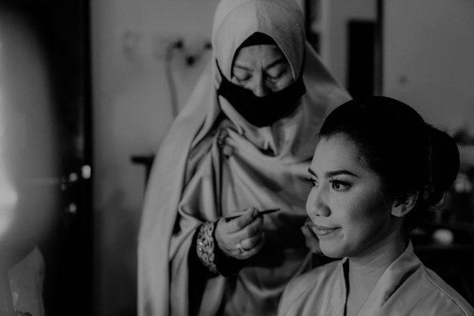 Fachrul & Dela Wedding by AKSA Creative - 006