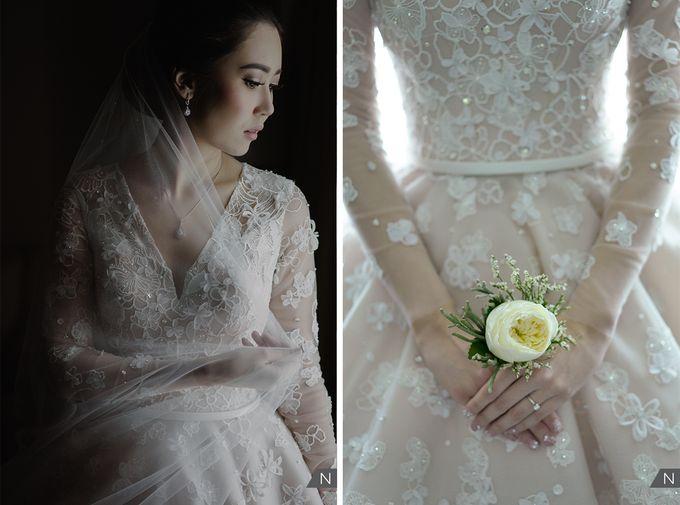 Felix & Hanna Wedding by Shangri-La Hotel - 006