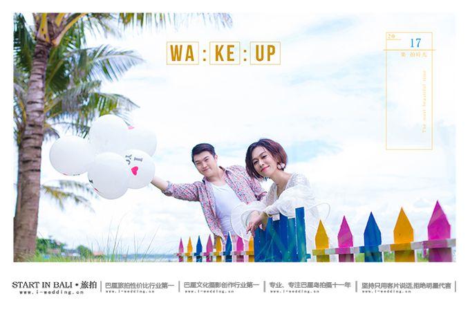 Alex & Rita Wedding by Start In Bali - 006