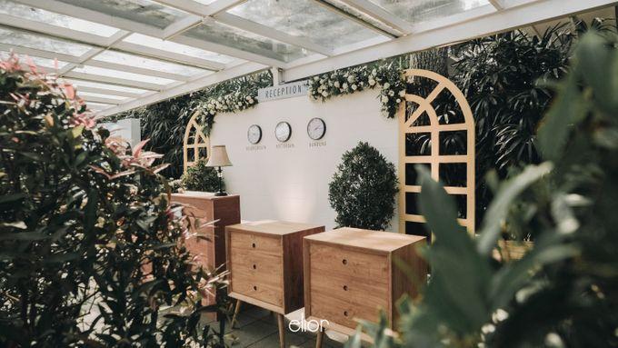 Wes Anderson Wedding Theme of of Nazura & Ichsan by Elior Design - 024