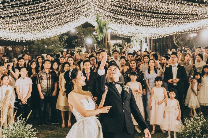 The Wedding of Kent & Tatiana by Elior Design - 002