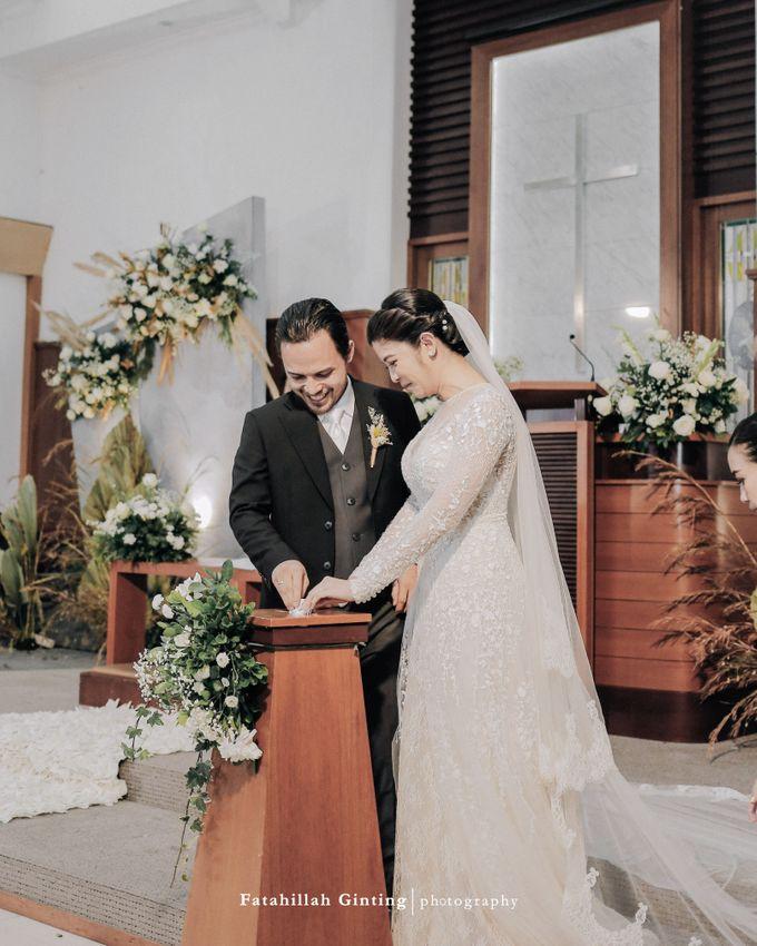 The Wedding of Devara and Rara by Elior Design - 004