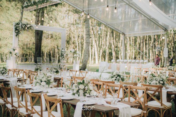 The Wedding Of Ferdi & Tania by Elior Design - 033