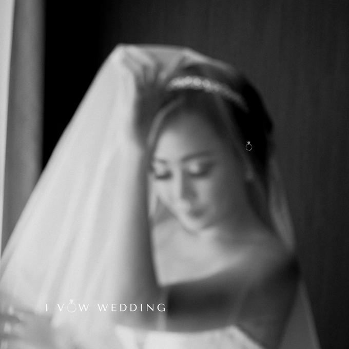 The Wedding of William & Shanie by Ivow Wedding - 006