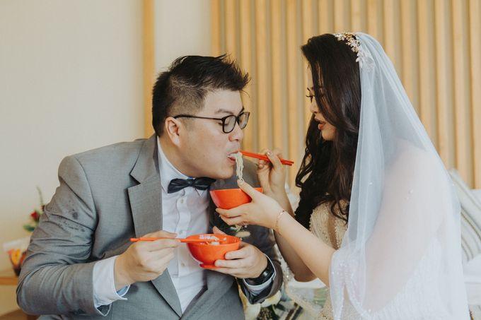Makeup Wedding Dicky & Erika by Panda Wedding Organizer - 006