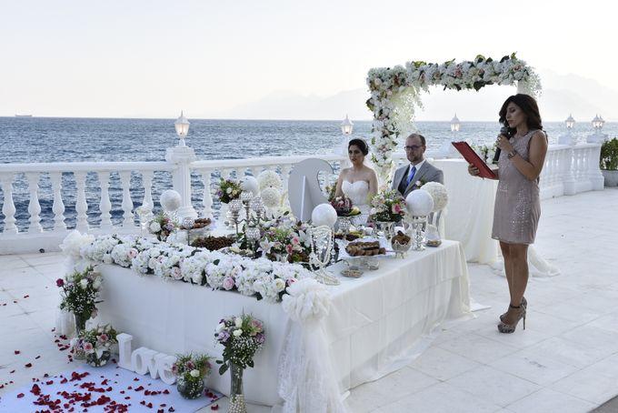 Persian wedding of Bahar & Andreas by Wedding City Antalya - 006