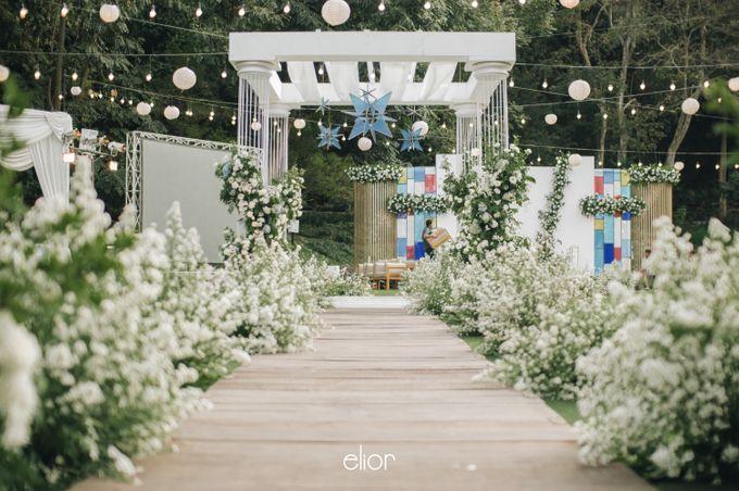 The Wedding of Nindya & Zenga by Elior Design - 014