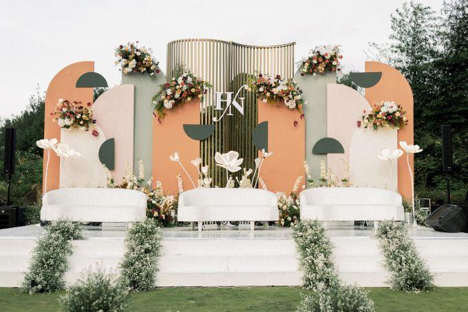 The Wedding of Hansen and Nerisa by Elior Design - 009