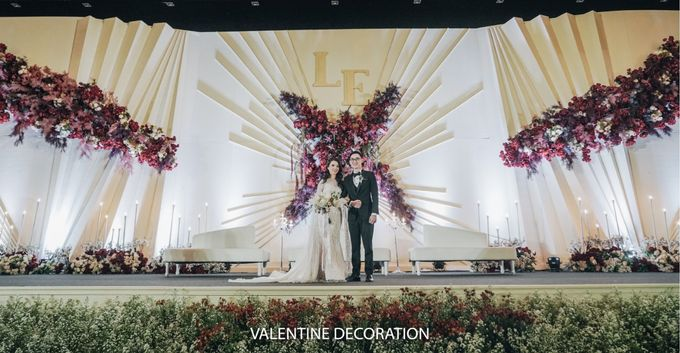 Ludwig & Eve Wedding Decoration by Andy Lee Gouw MC - 006